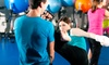 Peace thru Strength - Springfield: 5 or 10 Fitness Classes or 5 or 10 30-Minute Personal Training Sessions at Peace Thru Strength (Up to 52% Off)