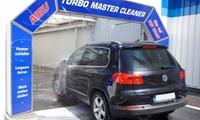 Lotus-Komplett-Pflege, optional mit Poliertrocknung,bei TOP WASH Autopflege (bis zu 40% sparen*)