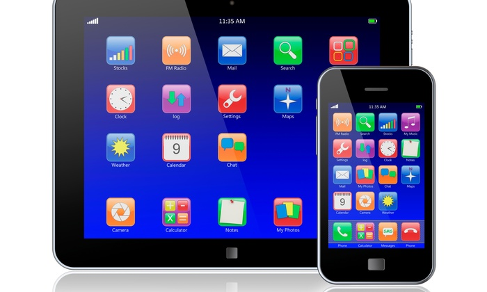 Ideal Devices - Woodbridge: iPad 3 Screen Replacement from Ideal Devices (45% Off)