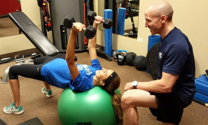 Fitness Together- Bartlett, Il - Bartlett: Five 45-Minute Strength and Conditioning Classes from Fitness Together (35% Off)