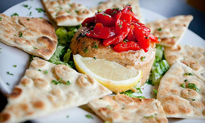Zaytun Mediterranean Grill - Belknap: Mediterranean Cuisine at Zaytun Mediterranean Grill (Up to 53% Off). Two Options Available.