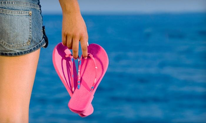 Flip Flop Shops - Avenues: $15 for $30 Worth of Flip-Flops and Sandals at Flip Flop Shops