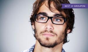 Milan Optique: Exam and $200 Toward Prescription Glasses & Sunglasses & Optional Contact Lenses at Milan Optique (Up to 90% Off)