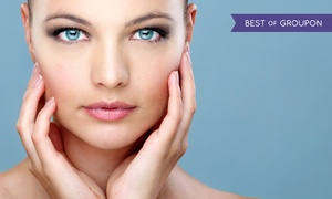 Aesthetic Laser Medical Spa and Salon: Microdermabrasion Facial or Dermaplaning with Mask at Aesthetic Laser Medical Spa & Salon (Up to 56% Off)