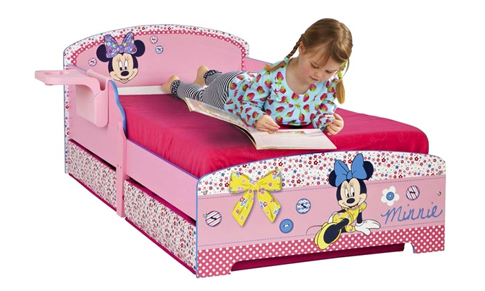 ... CHILDSMART PTY LIMITED: From $85 For Disney Minnie Mouse Bedroom  Furniture Or Storage Solutions,