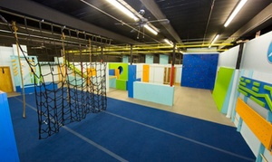 AMP Academy LLC: $30 for One Month Unlimited Parkour and Ninja Warrior Classes — AMP Academy ($150 Value)