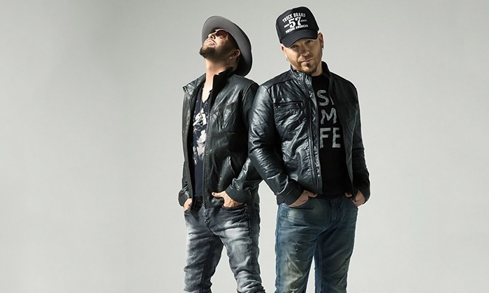 LOCASH - Jenks Club: LOCASH at Jenks Club on June 24 at 7:30 p.m. (Up to 66% Off)