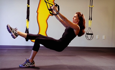 Three or Five TRX Suspension Training Sessions or a Month of Unlimited Sessions at Fitness With Insight (Up to 61% Off)