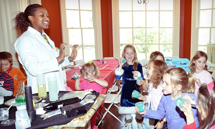 Big Thinkers Science Exploration - Atlanta: $99 for a Science Party with Cotton Candy for Up to 20 Kids from Big Thinkers Science Exploration ($238 Value)