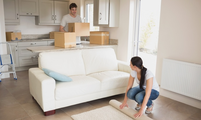 Pacific Coast Movers - Los Angeles: 120 Minutes of Moving Services with Two Movers and a Moving Truck from Pacific Coast Movers (52% Off)