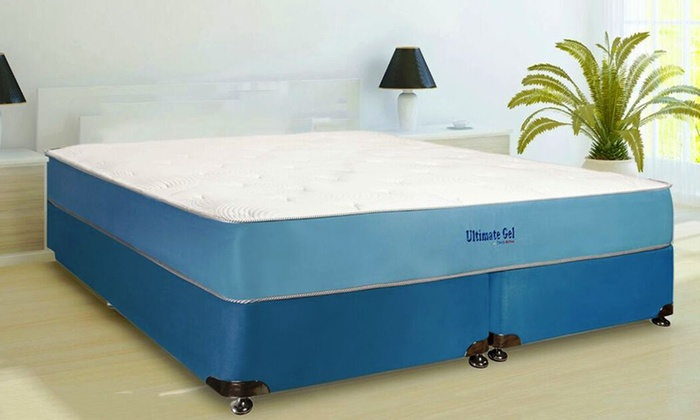 Florida Gel And Pocketed Mattress Groupon Goods