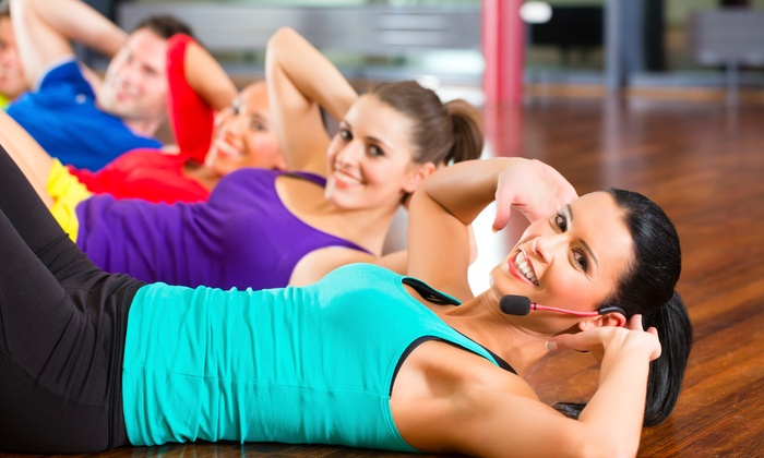 Central Park Square Athletic Club - Willo: One Month of Unlimited Classes for One or Two at Central Park Square Athletic Club (Up to 65% Off)