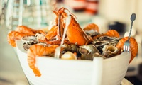 Plateau Fruits de mer pour 2, 4 ou 6 personnes chez Fish & Eat à Anvers Sud