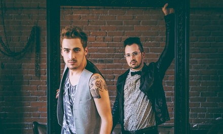 Big Time Rush's Kendall Schmidt's new band Heffron Drive at House of Blues Dallas on September 23 (Up to 51% Off)