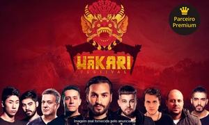 Time Evento: Häkari Festival, com DJ Steve Angello – Estádio Nacional de Brasília: ingresso Diamond ou Premium