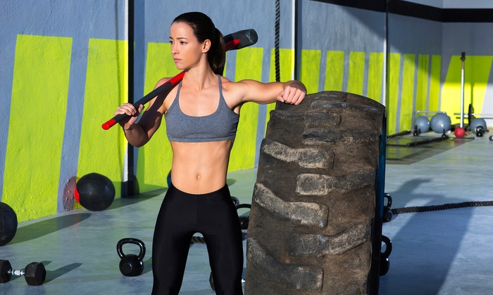 CrossFit Riot - Brea-Olinda: CrossFit Classes  at CrossFit RIOT (Up to 86% Off). Two Options Available.