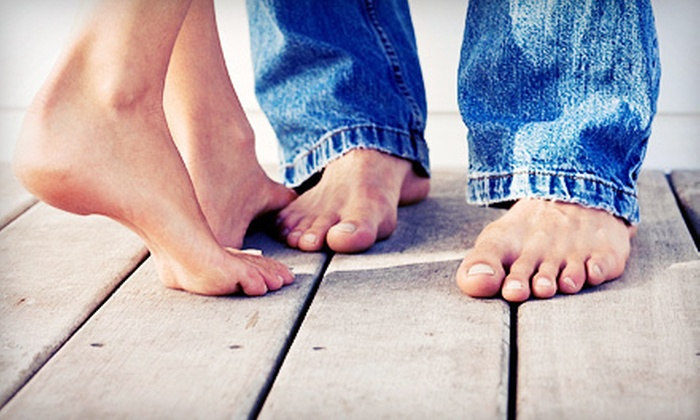 Texas Foot Specialists - Multiple Locations: Laser Toenail-Fungus Treatment for One or Both Feet at Texas Foot Specialists (Up to 70% Off)