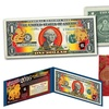 2016 Chinese New Year Colorized $1 Bill