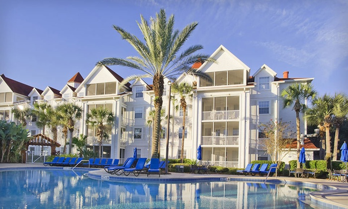 Grand Beach - Orlando/Disney Area: Three-Night Stay at Grand Beach in Orlando