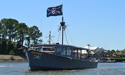 Admission at Pirates of Charleston (Up to 31% Off). Two Options Available.