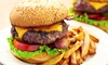 Grandstand Grill - ABC: American Food at Grandstand Grill (Up to 50% Off). Two Options Available.