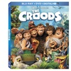 The Croods on Blu-Ray Triple Play