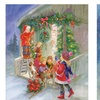 """16""""x20"""" Christmas Giclee Prints by Sue Allison"""