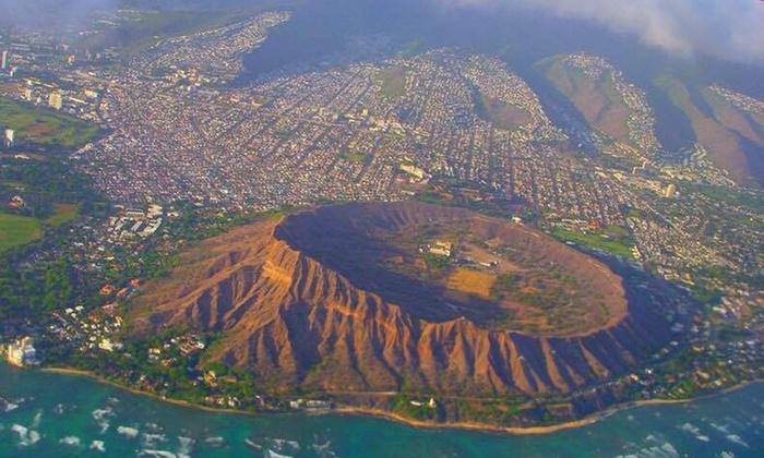 Real Hawaii Tour - Real Hawaii Tour: Up to 42% Off Diamond Head Volcano Crater Walk at Real Hawaii Tour