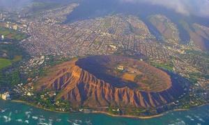 Real Hawaii Tour: Up to 42% Off Diamond Head Volcano Crater Walk at Real Hawaii Tour