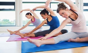 Come Together Yoga Studio: 10 or 20 Yoga Classes at Come Together Yoga Studio (Up to 73% Off)