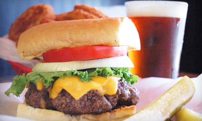Burgers-N-Beer - Willoughby: American Food at Burgers-N-Beer (Up to 53% Off). Three Options Available.