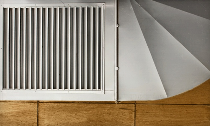 SpeedDry Cleaning and Restoration - Sharpstown: Complete Air-Duct Cleaning with Option for Dryer-Vent Cleaning from SpeedDry Cleaning and Restoration (80% Off)