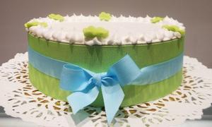 ALMONDART: 1, 2 o 3 kg di di torta con farcitura a scelta da Almondart (sconto fino a 54%)