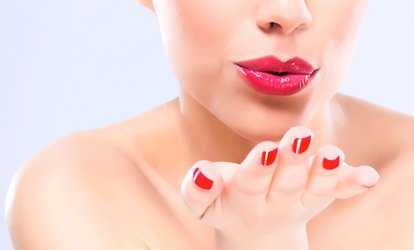 Gel Hands, Feet or Both at Moey Beauty