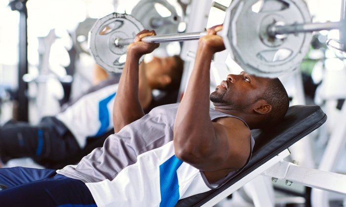 Wyandotte Athletic Club - Shady Lane: One- or Two-Month Platinum Membership at Wyandotte Athletic Club (Up to 55% Off)