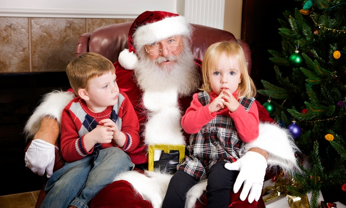 Southlands Venture's Inc. - Southlands Venture's Inc.: Photos with Santa for Up to Four Kids with Prints or CD at Southlands Ventures Inc. (Up to 57% Off)