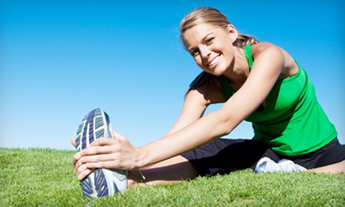 Renewal Body Bootcamp - Multiple Locations: $49 for One Month of Unlimited Outdoor Boot Camp and Nutritional Consultation at Renewal Body Bootcamp ($323 Value)