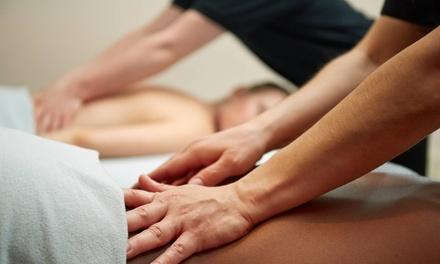 One or Two Swedish or Deep-Tissue Massages at Evolution Skin Care Studio (Up to 50% Off)