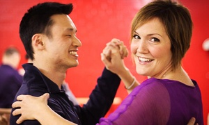 EveryBuddy Ballroom Dance Studios: Ultimate Dance Packages or Ten Group Lessons at EveryBuddy Dance Studios (Up to 87% Off)