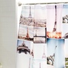 1 or 2 Custom Collage Shower Curtains from Collage.com