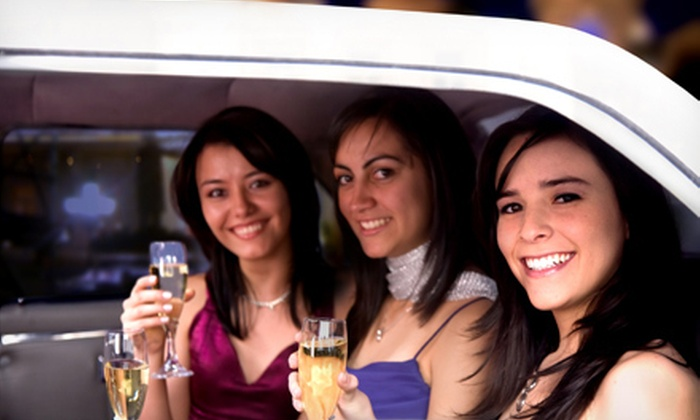 Skyhawk Limousine - Washington DC: $195 for a Three-Hour Private Chauffeured Wine Tour for Up to Eight from Skyhawk Limousine ($395 Value)