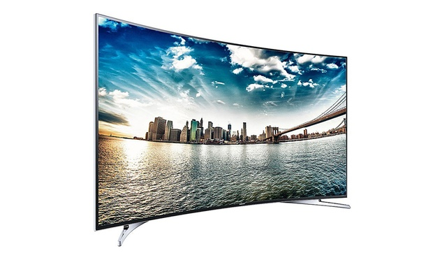 "Samsung UE55HU7100 55"" Curved LED HDTV"