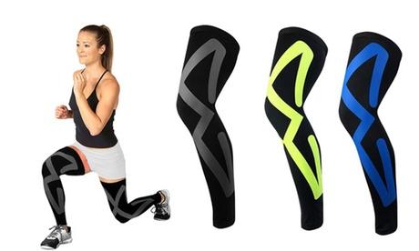 1 o 2 medias de compresión para rodillas y pantorrillas