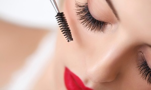 Ooh La La Lashes By Amy: Full Set of Eyelash Extensions with Optional Touch-up from Ooh La La Lashes by Amy (Up to 65% Off)