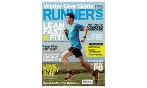Runner's World Subscription