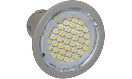 1, 2 o 4 bombillas LED ecológicas Sunsolar GU10 3W