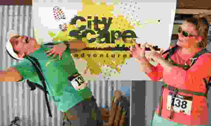 CityScape Adventures - Downtown Scottsdale: $45 for a CityScape Adventures Race for Two on Saturday, March 16 (Up to $150 Value)