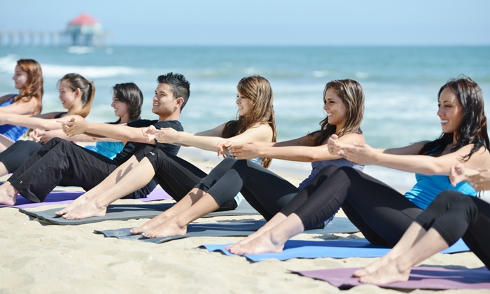 HB Pilates - Multiple Locations: Up to 56% Off Pilates and Fitness Classes at HB Pilates