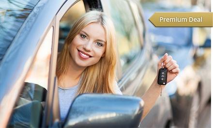Wertgutschein anrechenbar auf eine PKW-Führerschein-Ausbildung (Klasse B) in der Fahrschule Triepel