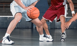 Illusion Institute: One, Three, or Five Private Basketball-Training Sessions at Illusion Institute (Up to 58% Off)
